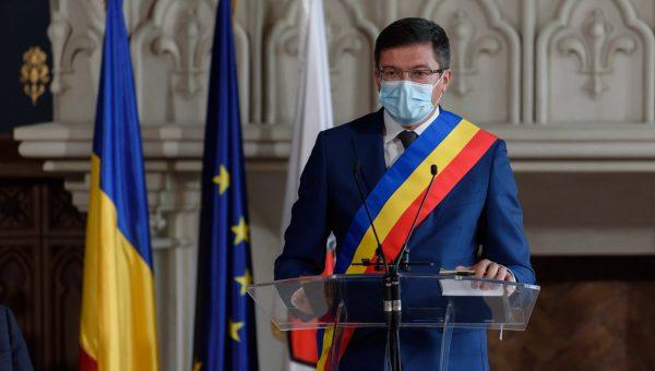 Învestirea lui Costel Alexe în funcția de Președinte al Consiliului Iași