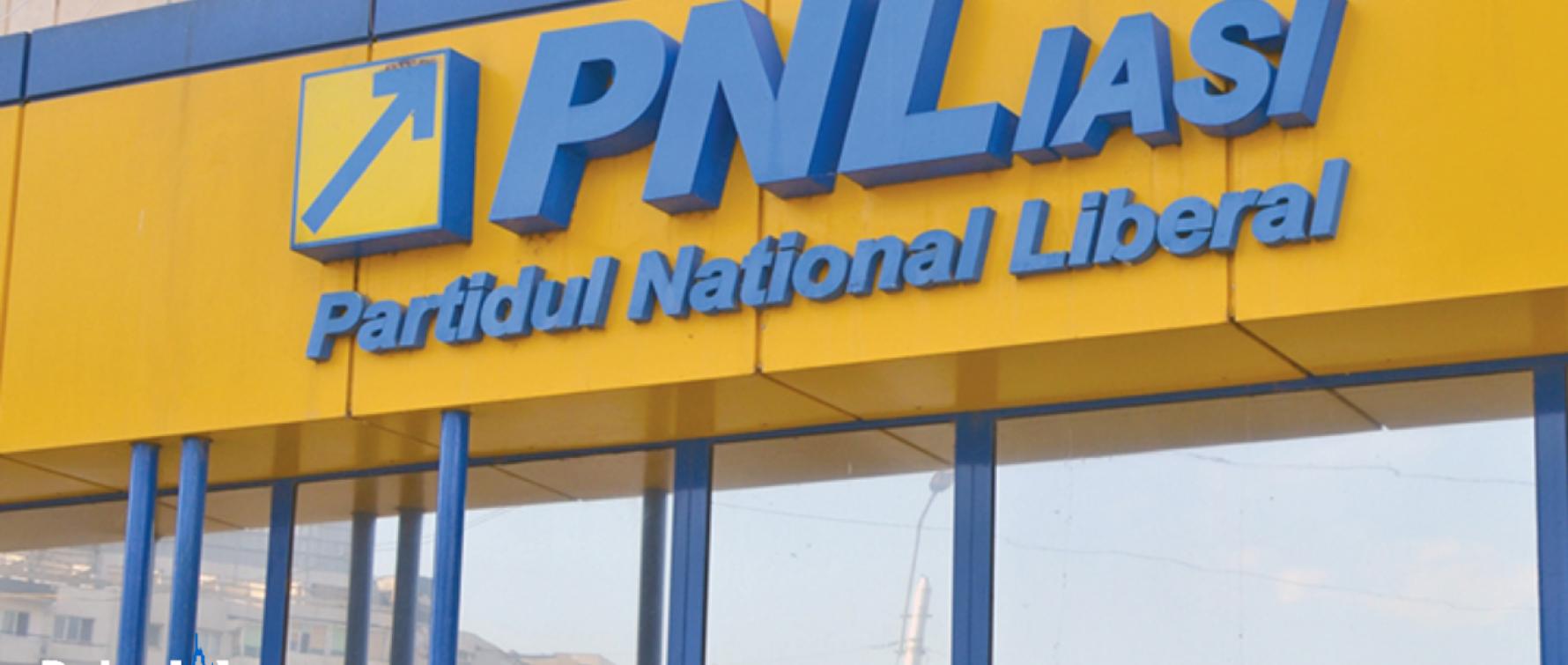 PNL Iași a validat oficial lista candidaților pentru alegerile parlamentare din 6 decembrie