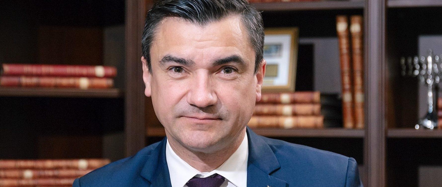 """Mihai Chirica: """"PNL este singurul partid care poate pune în practică marile proiecte de investiții ale Iașului și ale Moldovei"""""""
