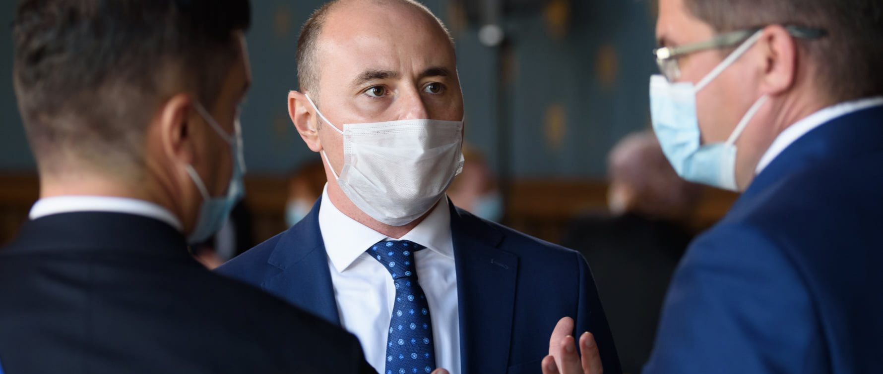 Alexandru Muraru: Start campaniei pentru alegerile parlamentare!