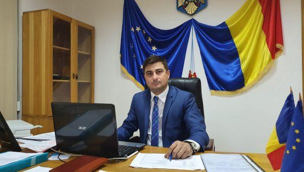 """Ioan Alexa, noul primar al orașului Podu Iloaiei: """"Aducem primele fonduri europene la Podu Iloaiei!"""""""