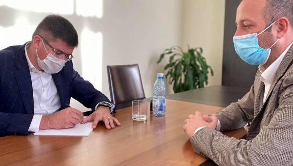 Primăria Holboca, parteneriat cu CJ Iași pentru proiecte de infrastructură