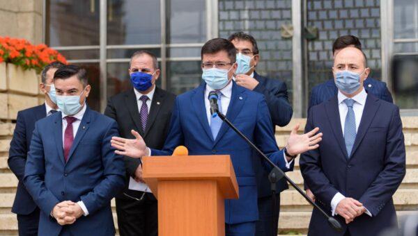 """COSTEL ALEXE: """"Guvernarea liberală a schimbat radical paradigma economică a României"""""""