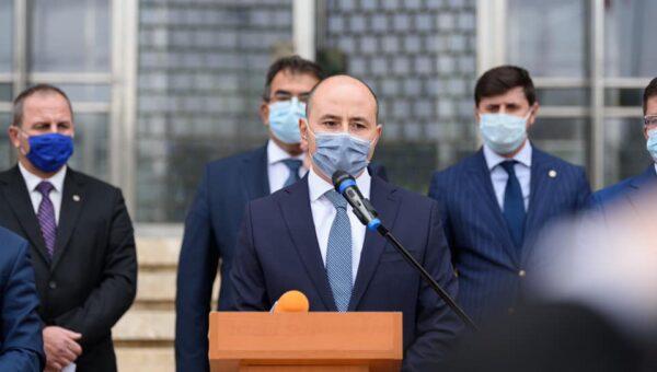 """Alexandru Muraru: """"Guvernul va reabilita cu prioritate monumentele istorice"""""""