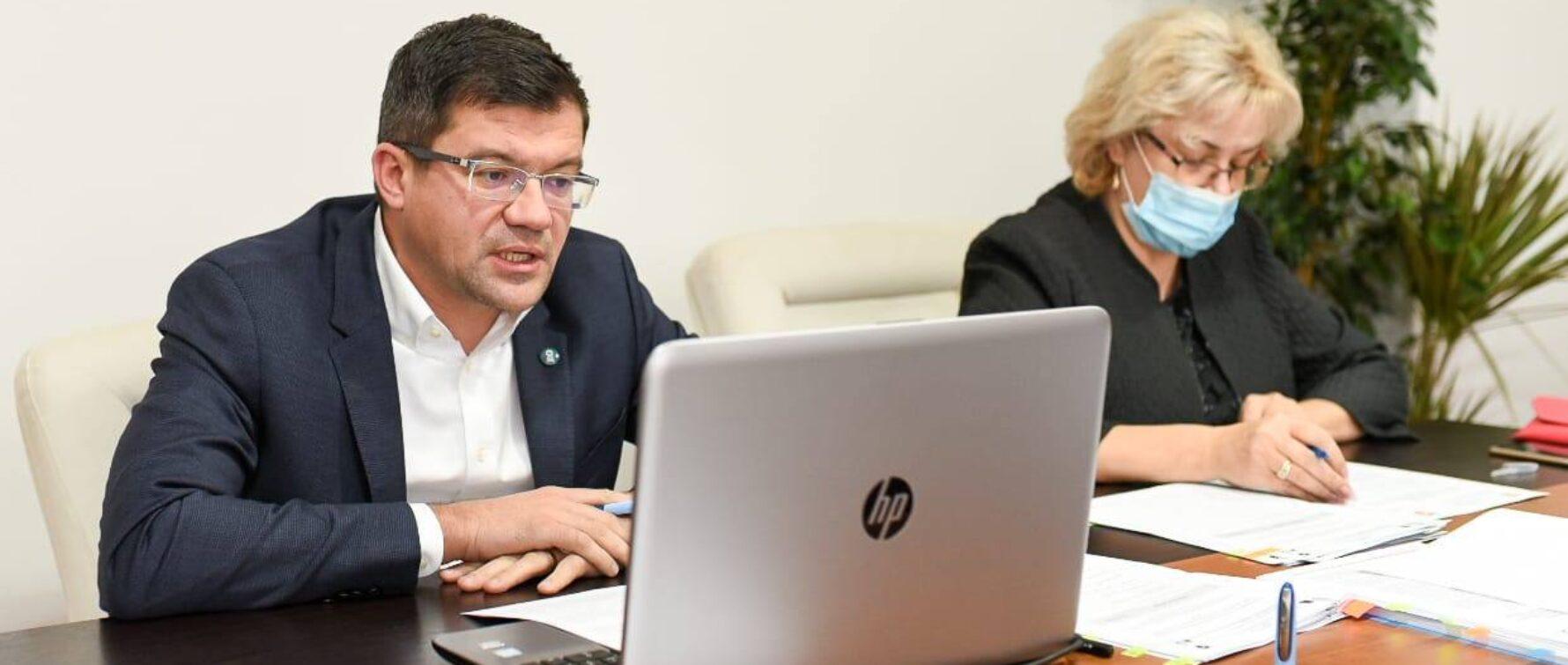 Costel Alexe: Sănătatea are prioritate. Spitalul modular de la Leţcani va avea două linii de gardă