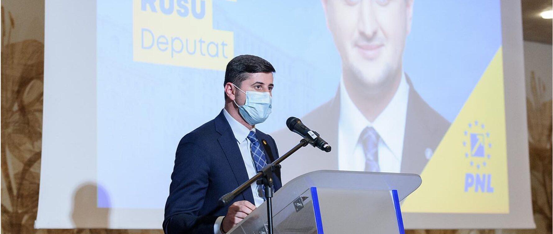 """Lucian Rusu: """"Îndemn autoritățile locale să depună rapid proiecte pentru conectarea la rețeaua de gaz!"""""""