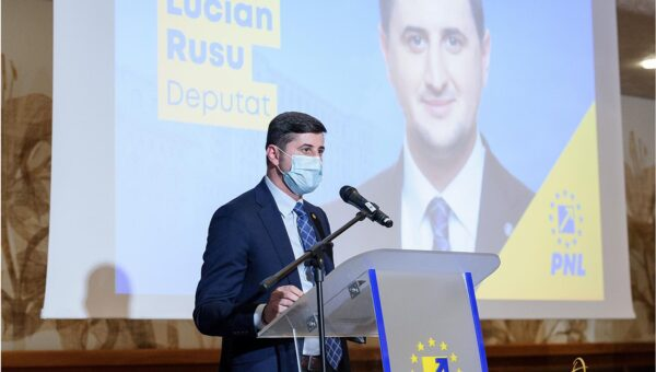 """Lucian Rusu, Secretar de Stat în Guvernul României: """"Tinerii sunt viitorul, iar votul de astăzi e pentru și despre ei!"""""""