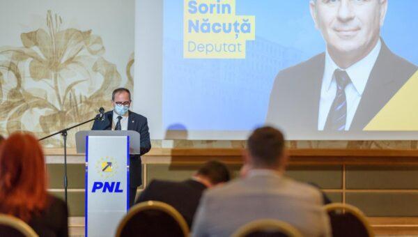 INTERVIU Sorin Năcuță: Dezvoltarea județului Iași, prin proiecte de anvergură, poate fi realizată doar de către un guvern PNL, susținut de o majoritate parlamentară liberală