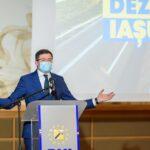 Trebuie, alături de ieșeni, alături de toți românii, să ieșim la vot pe #6decembrie