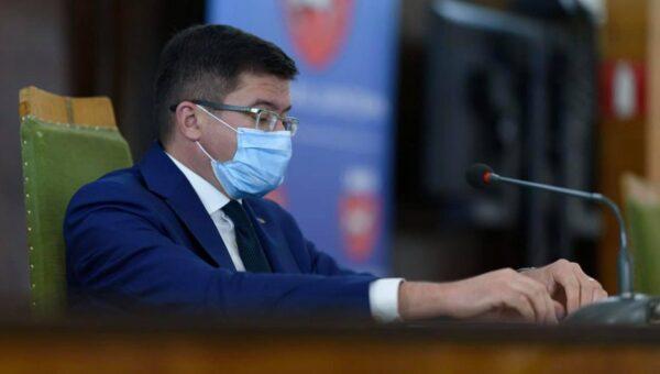 Costel Alexe: Am convocat Consiliul Județean Iași în ședință ordinară, mâine, 25 noiembrie