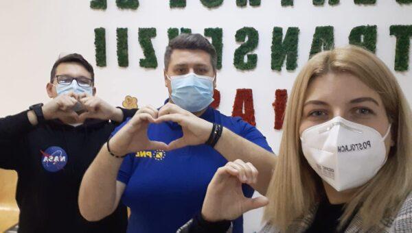 Tinerii liberali din Iași au donat sânge pentru a salva vieți