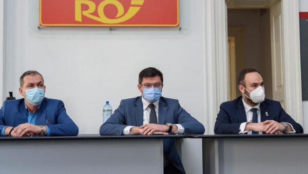 Președintele Consiliului Județean Iași, Costel Alexe, anunță redeschiderea a două oficii poștale în municipiu