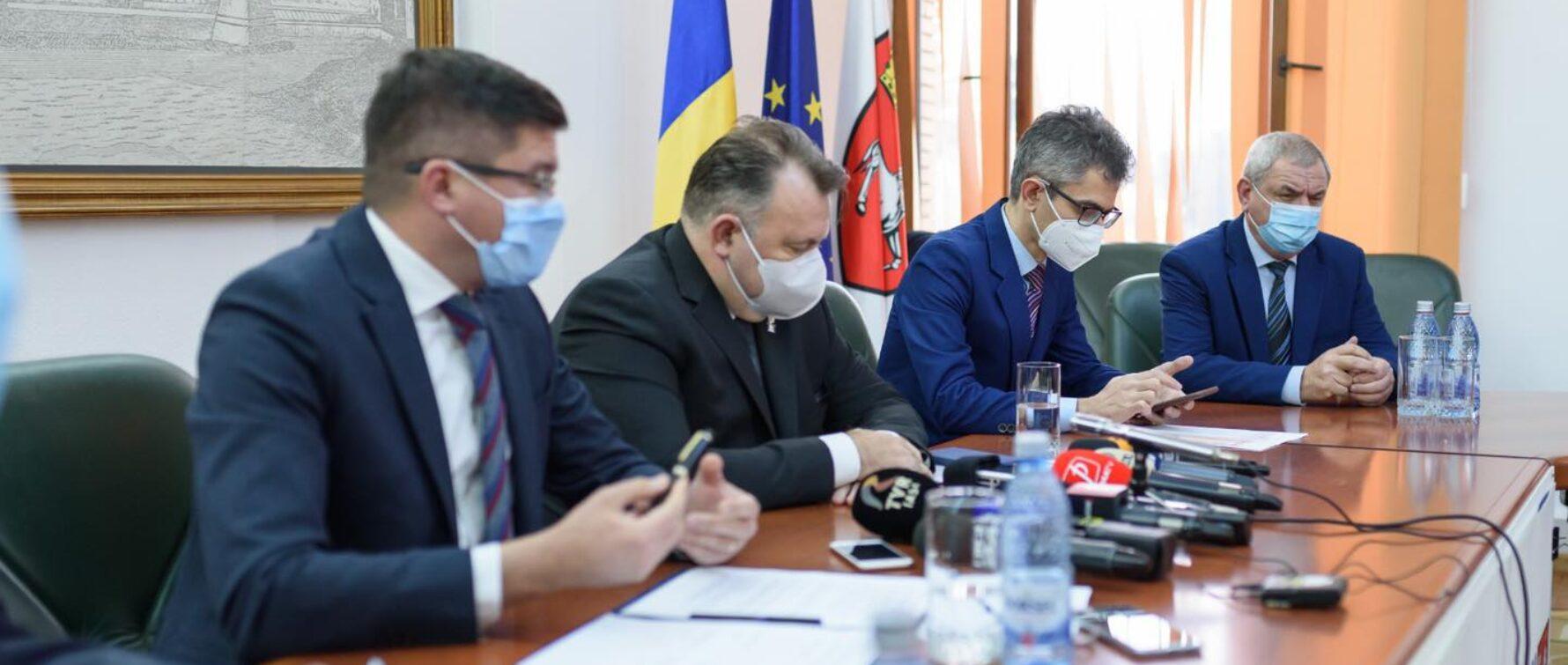 Președintele CJ Iași, Costel Alexe, anunță fonduri de 150 milioane de euro pentru noul Institut de Boli Cardiovasculare de la Miroslava