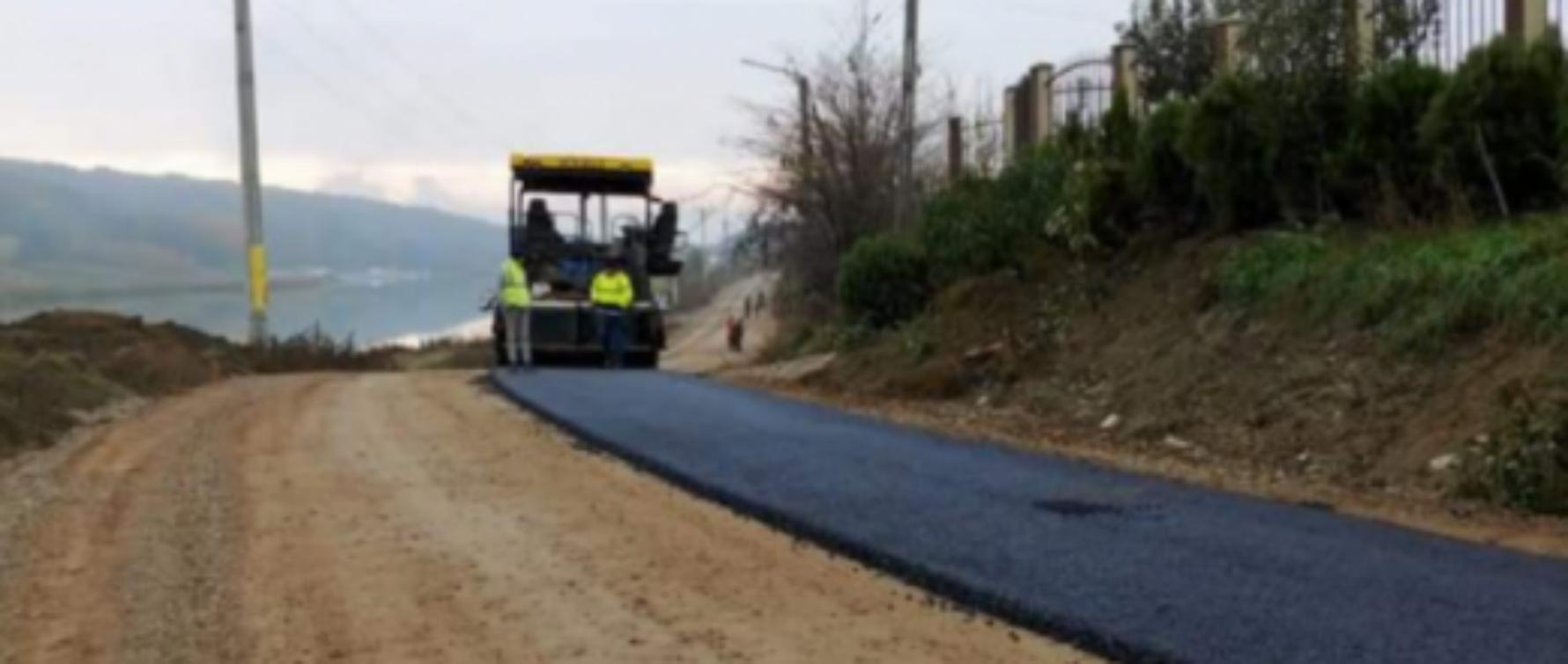 Primarul Benoni Moruzi, un om al angajamentelor onorate – în comuna Aroneanu continuă lucrările de modernizare a drumurilor