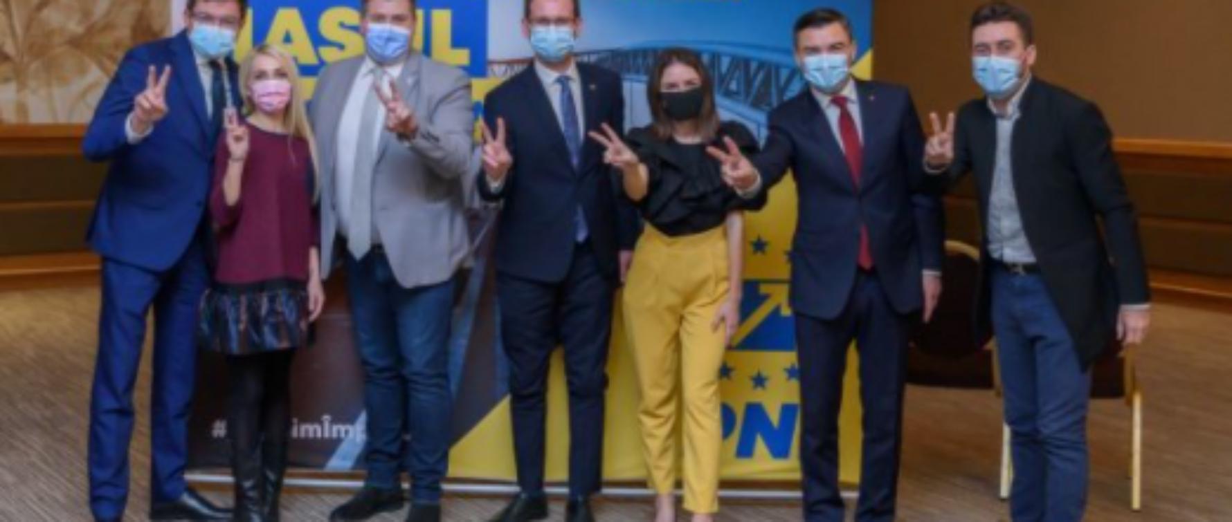 """Marius Minea, Președinte TNL Iași: """"Tinerii vor fi prioritatea mea în Parlamentul României."""""""