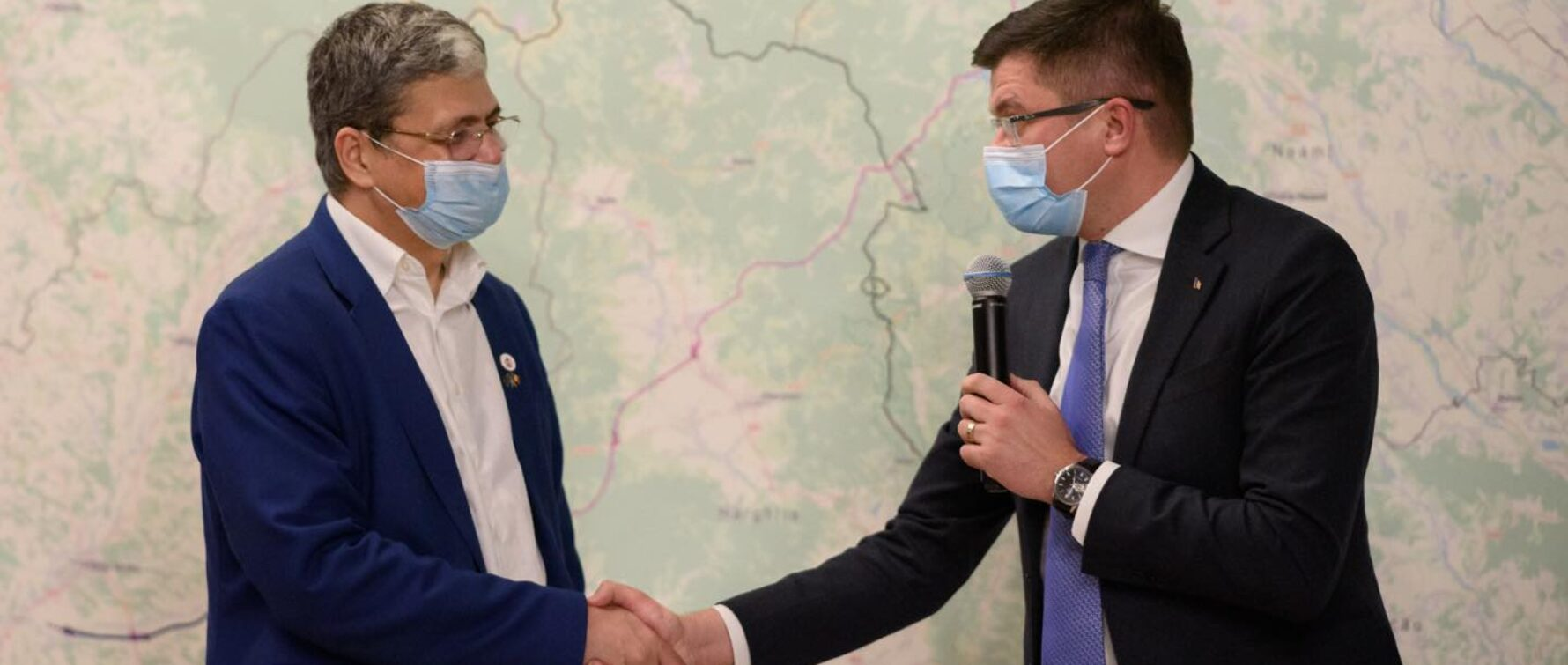 O parte din Autostrada Ungheni – Iaşi – Târgu Mureş va fi realizată cu bani din Planul Naţional de Rezilienţă. Costel Alexe: Guvernul PNL alocă cea mai mare importanţă dezvoltării Moldovei.